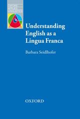 Oxford Applied Linguistics English as a Lingua Franca
