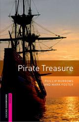New Oxford Bookworms Library Starter Pirate Treasure