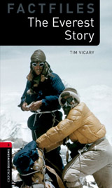 New Oxford Bookworms Library 3 The Everest Story Factfile Audio Mp3 Pack