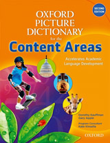 The Oxford Picture Dictionary for the Content Areas. Second Edition Monolingual Dictionary