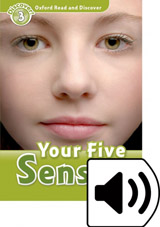 Oxford Read And Discover 3 Your Five Senses Audio Mp3 Pack