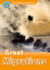 Oxford Read And Discover 5 Great Migrations Audio CD Pack