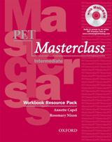 PET Masterclass Workbook Resource Pack