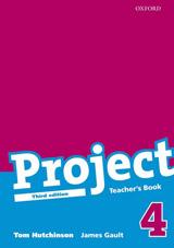 Project 4 Third Edition Teacher´s Book