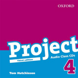 Project 4 Third Edition Class Audio CDs (2)