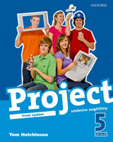 Project 5 Third Edition Student´s Book CZ