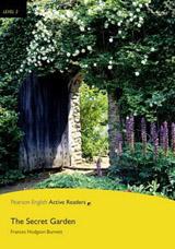 Pearson English Active Reading 2 The Secret Garden Book + MP3 Audio CD / CD-ROM