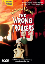 The Wrong Trousers ™ DVD