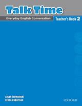 Talk Time 2 Teacher´s Book