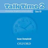 Talk Time 2 Class Audio CDs (2)