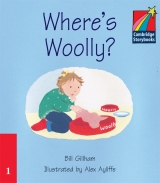 Cambridge Storybooks 1 Where´s Woolly?: Bill Graham