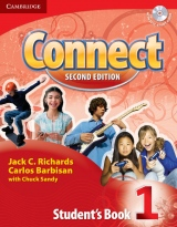 Connect 1 (2nd Edition) Student´s Book with Self-study Audio CD