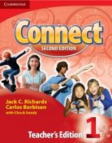 Connect 1 ( 2nd Edition) Teacher´s Edition