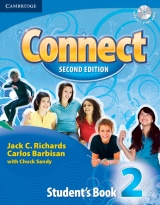 Connect 2 (2nd Edition) Student´s Book with Self-study Audio CD