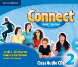 Connect 2 (2nd Edition) Class Audio CDs (2)