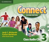 Connect 3 (2nd Edition) Class Audio CDs (2)