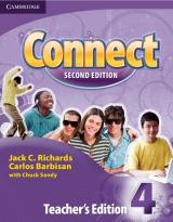 Connect 4 (2nd Edition) Teacher´s Edition