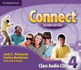 Connect 4 (2nd Edition) Class Audio CDs (2)