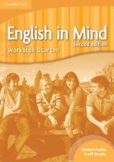 English in Mind Starter 2nd Edition Workbook