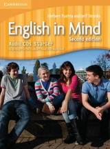 English in Mind Starter (2nd Edition) Audio CDs (3)