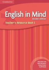 English in Mind 1 (2nd Edition) Teacher´s Resource Book