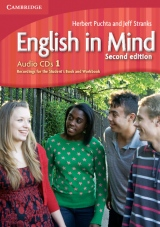 English in Mind 1 (2nd Edition) Audio CDs (3)