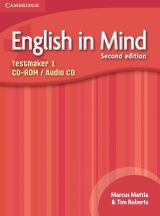 English in Mind 1 (2nd Edition) Testmaker Audio CD / CD-ROM