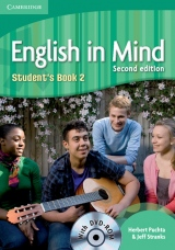 English in Mind 2 (2nd Edition) Student´s Book with DVD-ROM