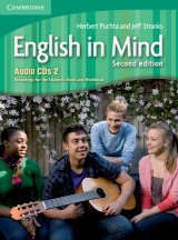 English in Mind 2 (2nd Edition) Audio CDs (3)