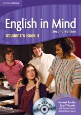 English in Mind 3 (2nd Edition) Student´s Book with DVD-ROM