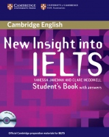 New Insight into IELTS Student´s Book Pack (Student´s Book with Answers and Student´s Book Audio CD)