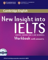 New Insight into IELTS Workbook Pack (Workbook with Answers plus Workbook Audio CD)