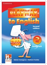 Playway to English 2 (2nd Edition) Flash Cards Pack