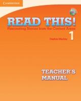 Read This! 1 Teacher´s Manual