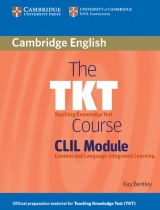The TKT Course CLIL Module Student´s Book