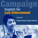 English for Law Enforcement Class Audio CDs (2)
