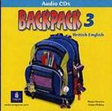 Backpack 3 Audio CD