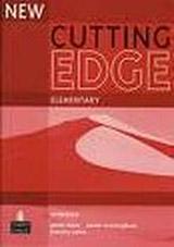New Cutting Edge Elementary Workbook without Answer Key