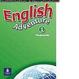 English Adventure 1 Flashcards