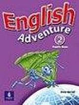 English Adventure 2 Songs CD