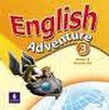English Adventure 3 Songs CD