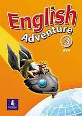 English Adventure 3 DVD