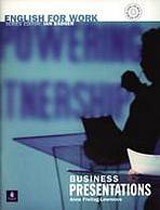 Business Presentations Book with Audio CD