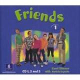 Friends 1 Class Audio CDs