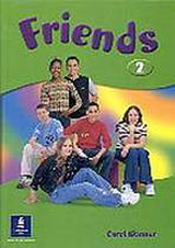 Friends 2 Student´s Book
