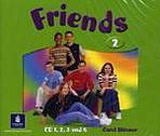 Friends 2 Class Audio CDs