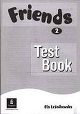 Friends 2 Test Book