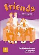 Friends 3 Teacher´s Book