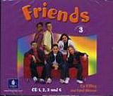 Friends 3 Class Audio CDs