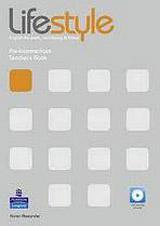 Lifestyle Pre-Intermediate Teacher´s Book with Test Master CD-ROM
